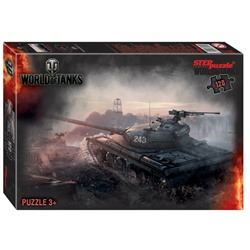 "Мозаика ""puzzle"" 120 ""World of Tanks"" (Wargaming)"