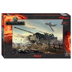 "Мозаика ""puzzle"" 560 ""World of Tanks"" (Wargaming)"