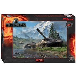 "Мозаика ""puzzle"" 360 ""World of Tanks"" (Wargaming)"